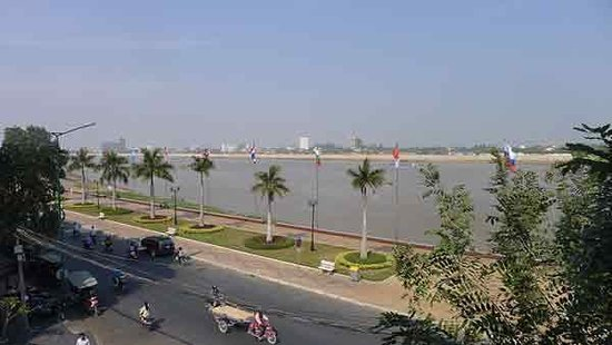 FCC Phnom Penh : View