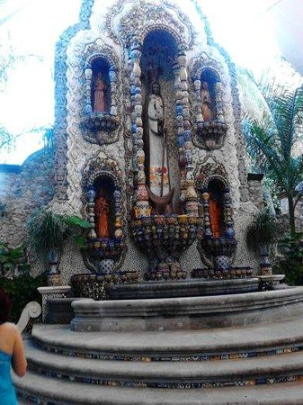 La Casona de Valladolid : Virgen de Guadalupe