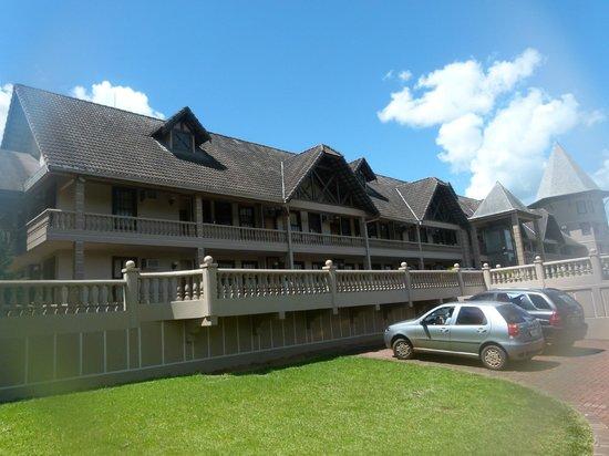 Termas de Jurema Resort Hotel: Melhores quartos