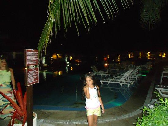 Atlantico Buzios Hotel : piscina