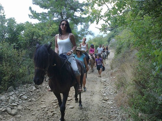 ‪Horse Riding by Tours in Alanya‬