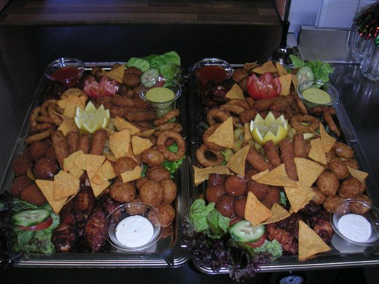 Pot Belly's: Apero plate