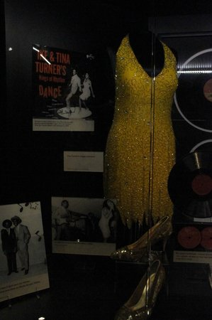 Stax Museum of American Soul Music: Tina Turner costume