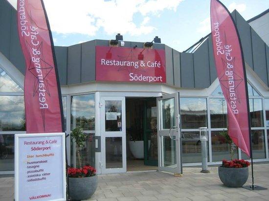 Varnamo, Szwecja: Restaurang Söderport i Värnamo