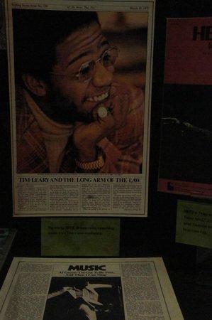 Stax Museum of American Soul Music : Memorabilia