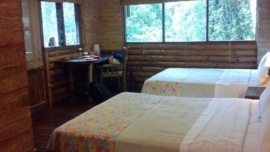 La Aldea de la Selva Lodge: Habitación Yaguarete