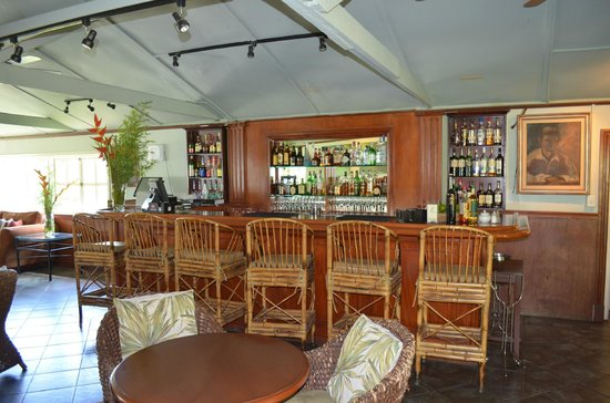 Hotel Panamonte: Bar at the Panamonte