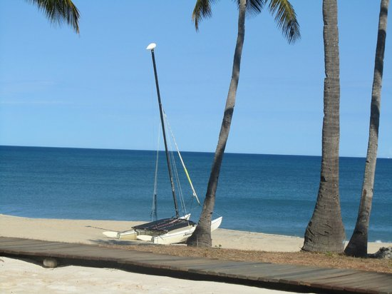 Anjajavy L'Hotel : View from the pool