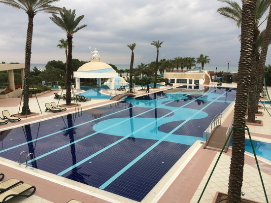 Limak Atlantis Deluxe Hotel Resort Haupthaus