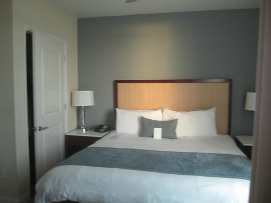 Residence Inn Fort Lauderdale Intracoastal/Il Lugano: Bedroom in the suite