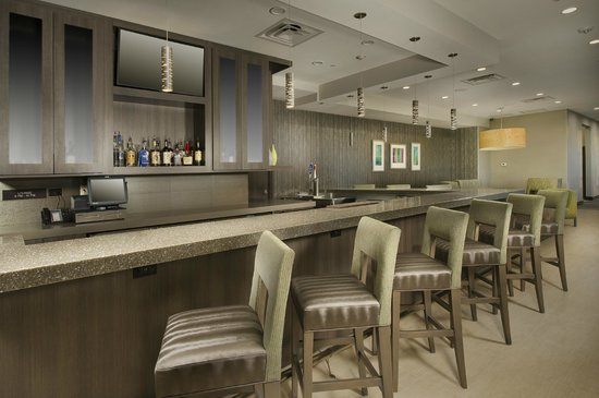Hilton Garden Inn College Station Hotel Bar