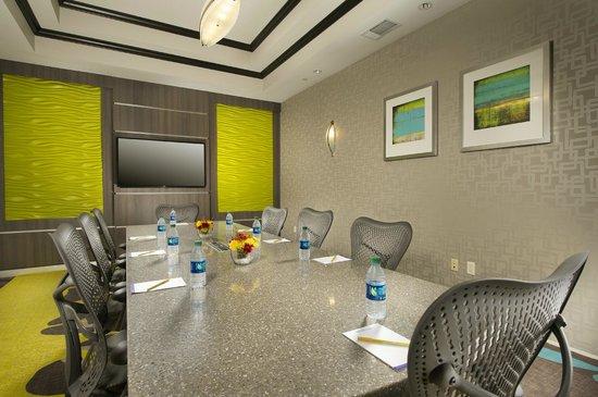 Hilton Garden Inn College Station Hotel Boardroom