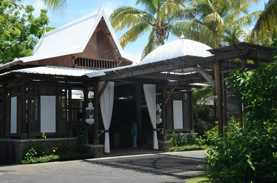 Paradise Cove Boutique Hotel: Eingangsbereich