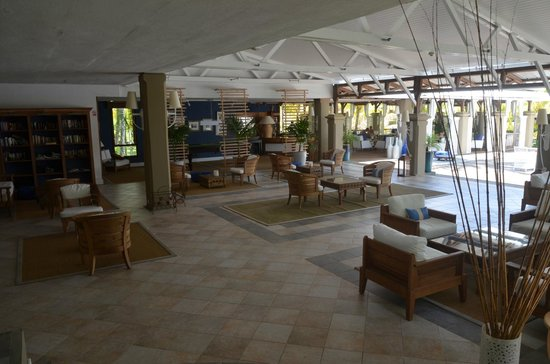 Paradise Cove Boutique Hotel: Lobby
