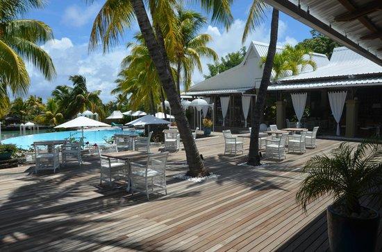 Paradise Cove Boutique Hotel: Speisesaal