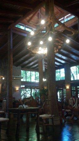 La Aldea de la Selva Lodge: Recepción La Aldea Lodge