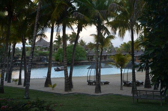 Paradise Cove Boutique Hotel: Ausblick vom Zimmer