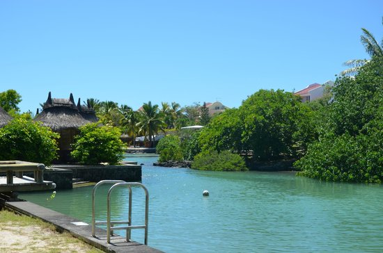Paradise Cove Boutique Hotel: Lagune