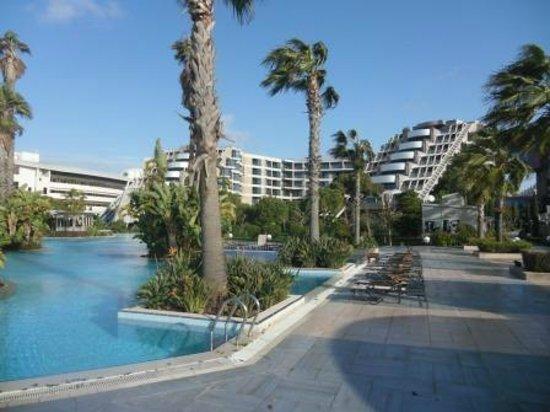 Susesi Luxury Resort : Территория