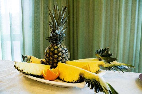 Hotel Tre Stelle : frutta