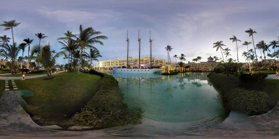 Iberostar Grand Hotel Bavaro: The Ship
