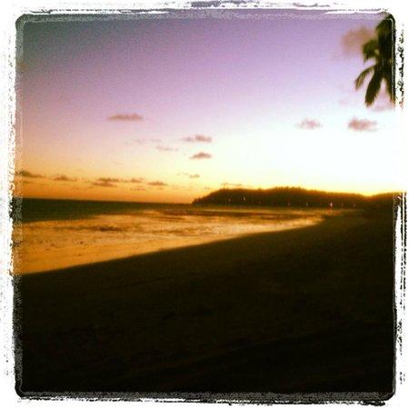Japaratinga Beach : Anoitecer em Japa