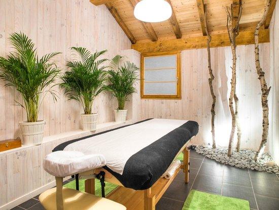 Chalet Matsuzaka Hotel & Spa : Nouvelle cabine de massage 2014