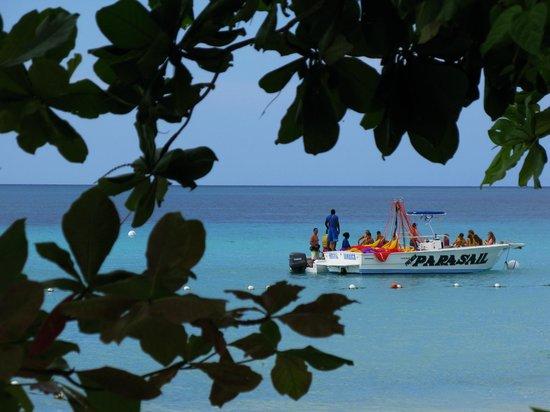 Negril Palms Hotel: пляж
