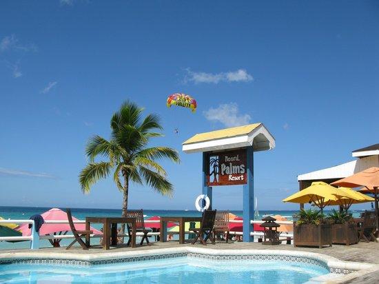 Negril Palms Hotel: Бассейн