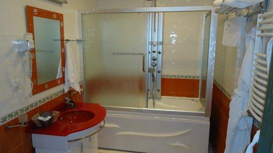 Museum Inn Boutique Hotel: Ванная