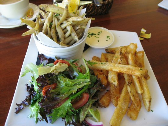 Cafe Boranup: Whitebait