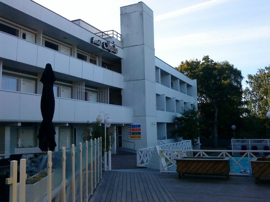Hotel Cikada: Отель Cikada