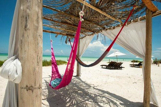 CasaSandra Boutique Hotel : Playa