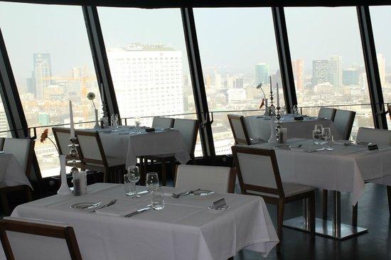 Euromast Tower: Brasserie