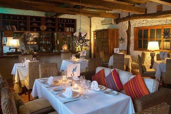 CasaSandra Boutique Hotel: Restaurante