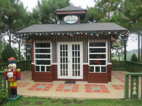 Crosswinds Resort Suites : closed souvenir shop