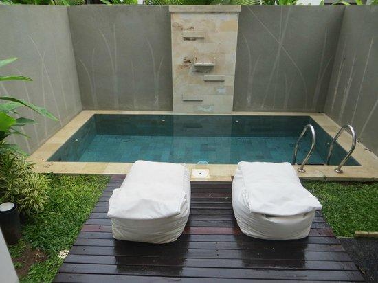 Uppala Villa Seminyak: pool