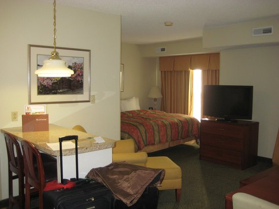 Homewood Suites Dallas - DFW Airport N - Grapevine: King Studio
