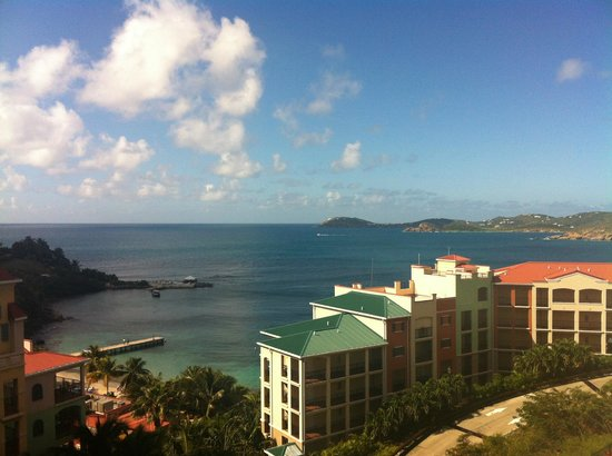 Marriott's Frenchman's Cove: spectacular views from most all the rooms