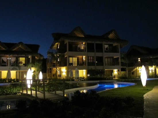Zoetry Agua Punta Cana: Night time view