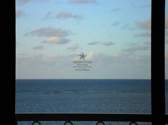 Iberostar Grand Rose Hall : from the room