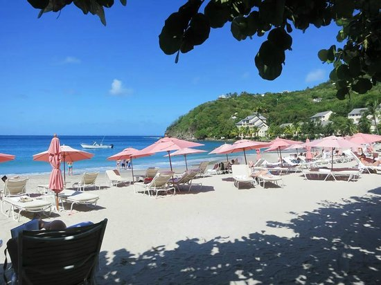 BodyHoliday Saint Lucia : Beach