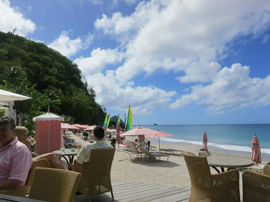 BodyHoliday Saint Lucia : Beach