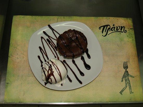 Plani: Chocolate explosion!