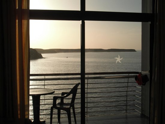 THe Mirador Papagayo : View from room 446