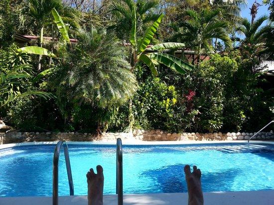 Hotel Belvedere - Playa Samara: One of two pools