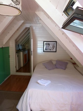 Green House Hostel Bariloche: Habitación privada