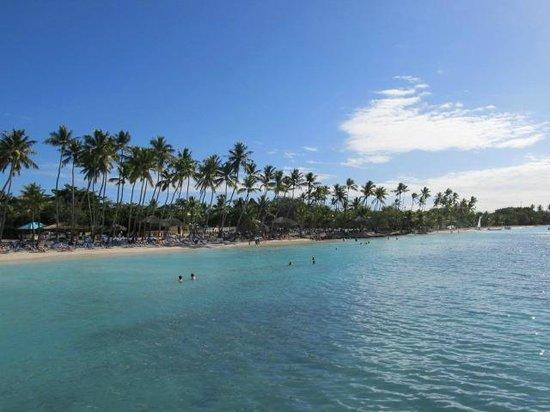 Dreams La Romana Resort & Spa: Nice Beach