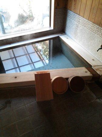 Oyado Kaikatei: 離れのお部屋の温泉