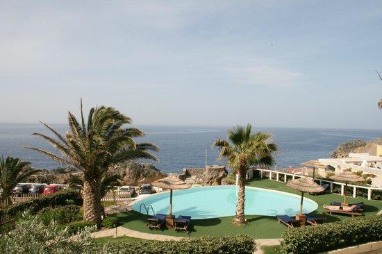 Kalypso Cretan Village : Vue de la chambre